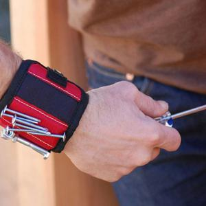 Strong Magnetic Wristband Bracelet Portable Tool -