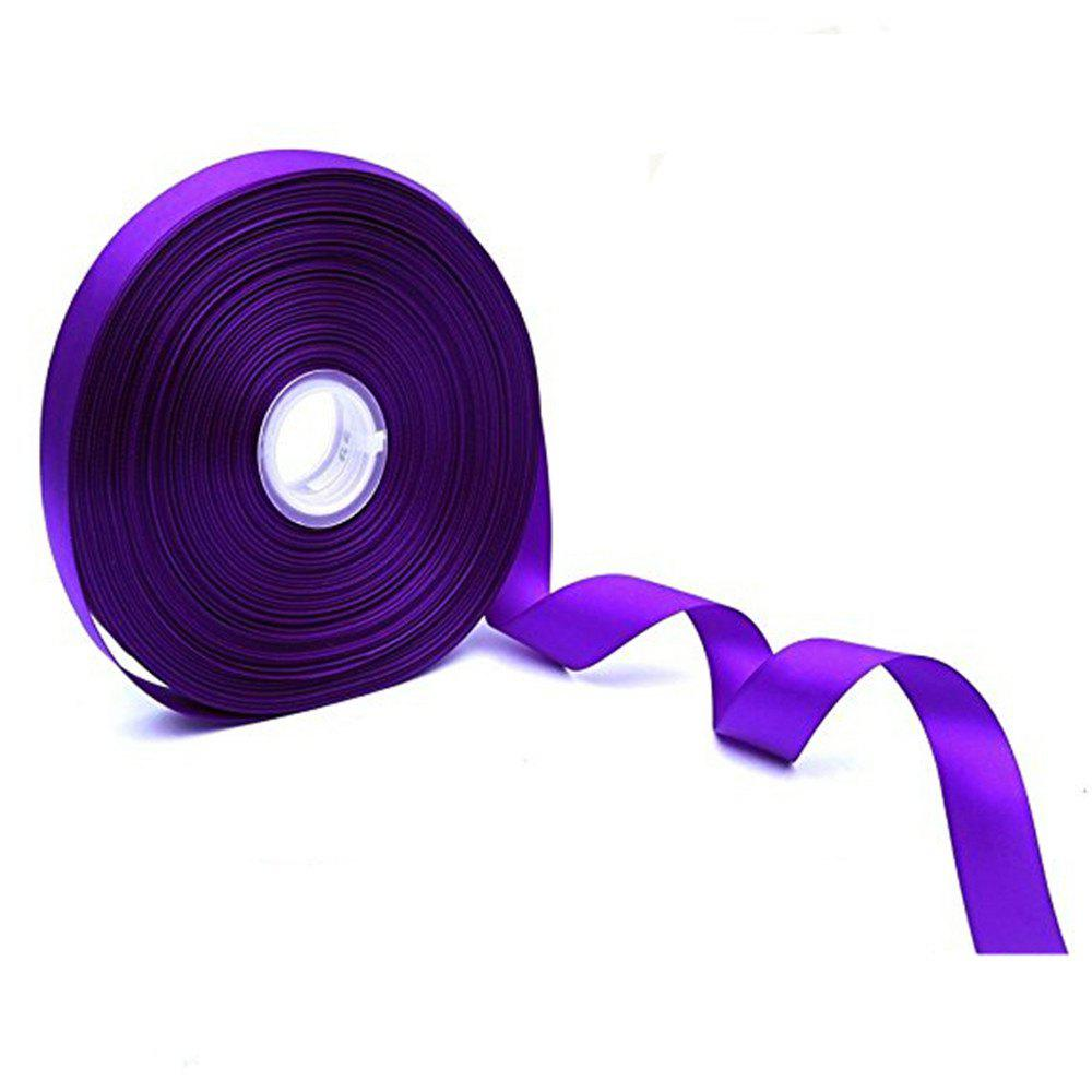 Discount Two-Sided Satin Ribbon 1.58 inch Wide x 24 Yard for Roll Party Wedding