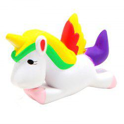Jumbo Squishy Slow Rebound Simulation Pegasus Unicorn Decompression Toys -