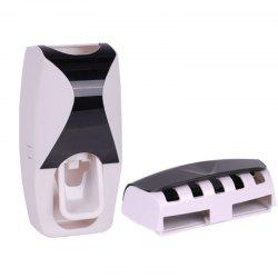 Creative Automatic Plastic Lazy Toothpaste Dispenser -