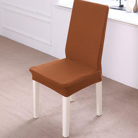 Outfits Thickened Knitted Elastic Chair Cover