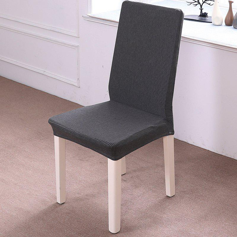 Shop Thickened Knitted Elastic Chair Cover