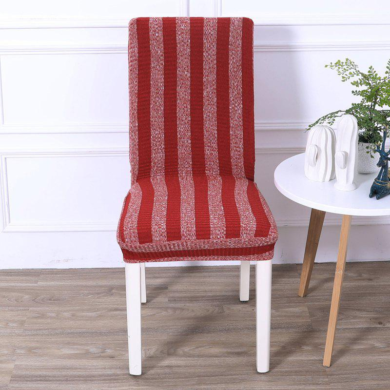 New Striped and Thickened Siamese Chair Cover