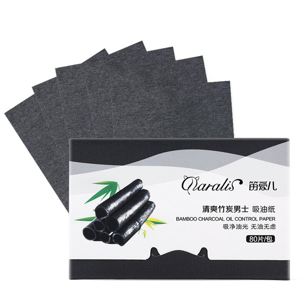 Affordable Daralis Oil-Absorbing Sheet Moisturizing Clean Pores 80pcs