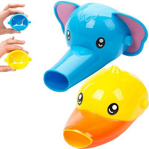 Discount Faucet Extender for Kids Set of Animal Spout Extenders for Sink 2PCS