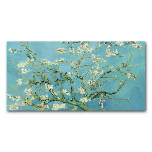 W366 Branch and Flower Unframed Art Wall Canvas Prints for Home Decorations -
