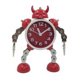 Robot Clock Kids Toy Gift -