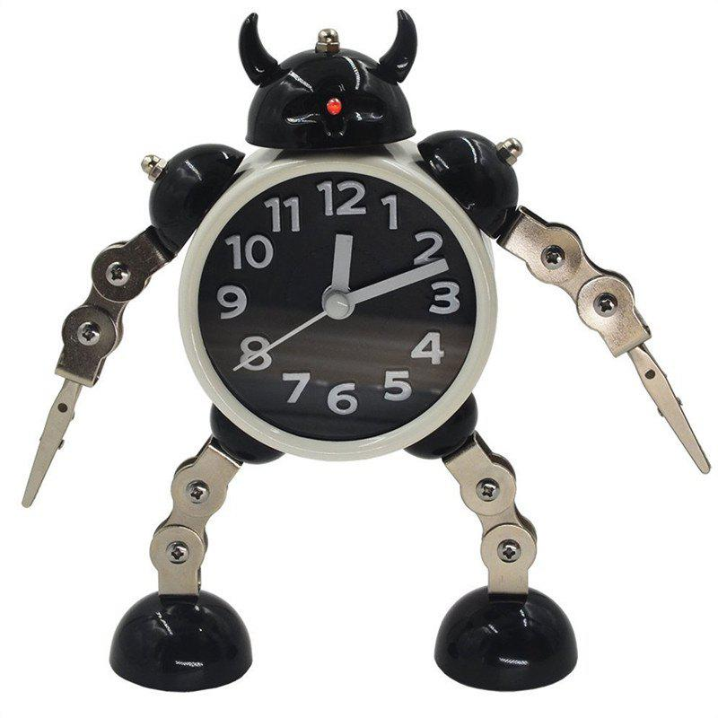 Store Robot Clock Kids Toy Gift