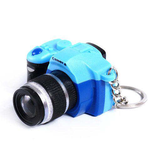 Shops LED Keychain Camera Model with Sound