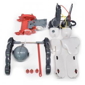 Tumbling Robot Science Kit DIY Toy Experiment Kit Guide Best Gift -