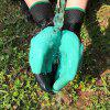Garden Gardening Gloves with Claws Quick and Easy to Dig and Plant 2 Pair -