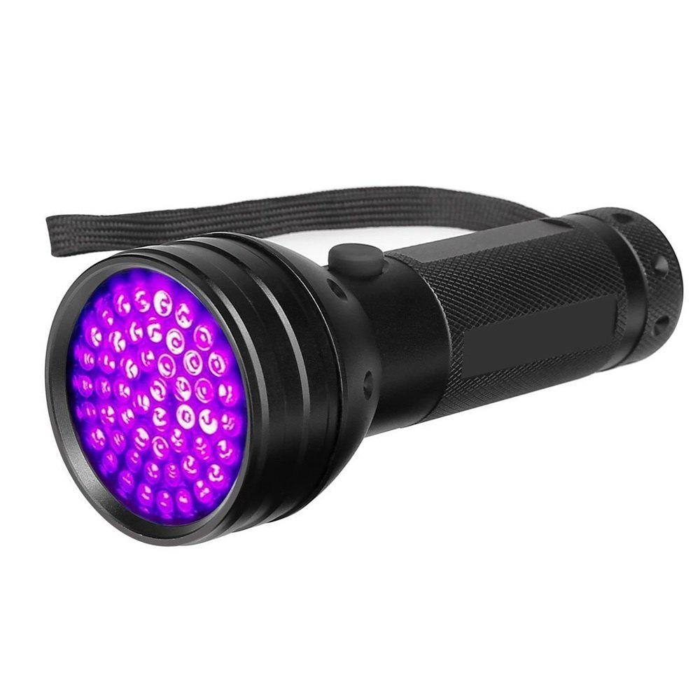 Outfits 51UV395NM UV Flashlight Currency Security Search Flashlight