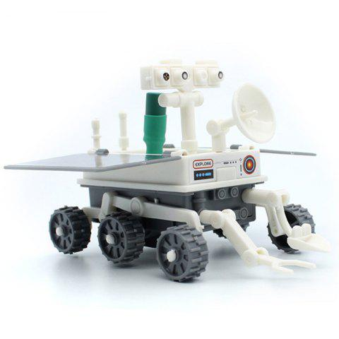 Outfit 3 in 1 DIY Airplane / Car / Spacecraft Solar Toy