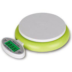 Digital Practical 5KG/1G LCD Display Electronic Kitchen Scale -