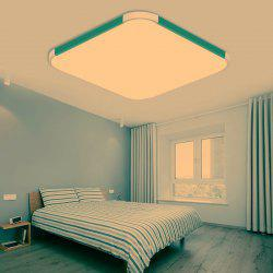 I508 - 18W - 3S Tri-color Conversion Simple Ceiling Light -