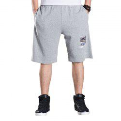 Summer Men's Fashion Pants Plus Size Shorts -