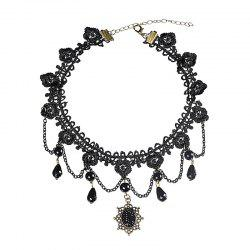 Fashionable Simple Lady Temperament Clavicular Neck Chain -