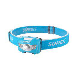 SUNREI Youdo2s Outdoor LED Waterproof Super Bright Hiking Headlights -