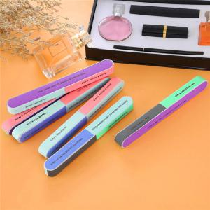Nail File and  Buffer Cosmetic Manicure 7 Ways  6 Pack -
