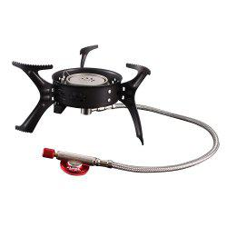 ALOCS Support Stability Outdoor Windproof Camping Stove -