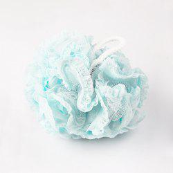 ZOREYA Fashion Lace Bath Flower Ball -