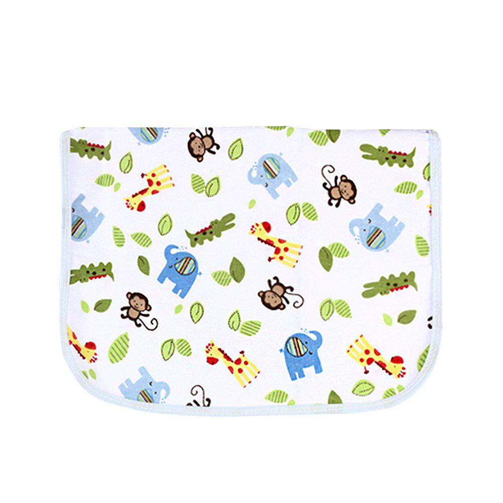 Buy Bamboo Fiber Three-Layer Composite Double-Sided Baby Waterproof Urine Pad