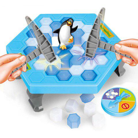 Penguin Trap Activate Funny Game Interactive Ice Breaking Table