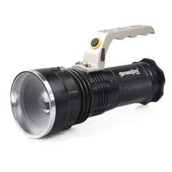 LED Searchlight Tactical Flashlight 1200 Lumen Waterproof Handheld Floodlight -
