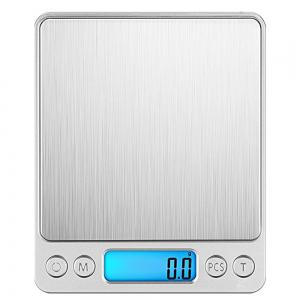 Digital Kitchen Mini Pocket Cooking Food Scale -