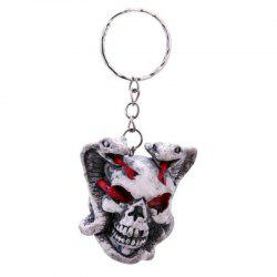 Halloween High Quality Creative Rubber Key Chain -