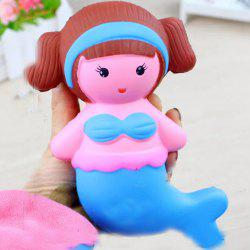 Jumbo Squishy Mermaid Toys -