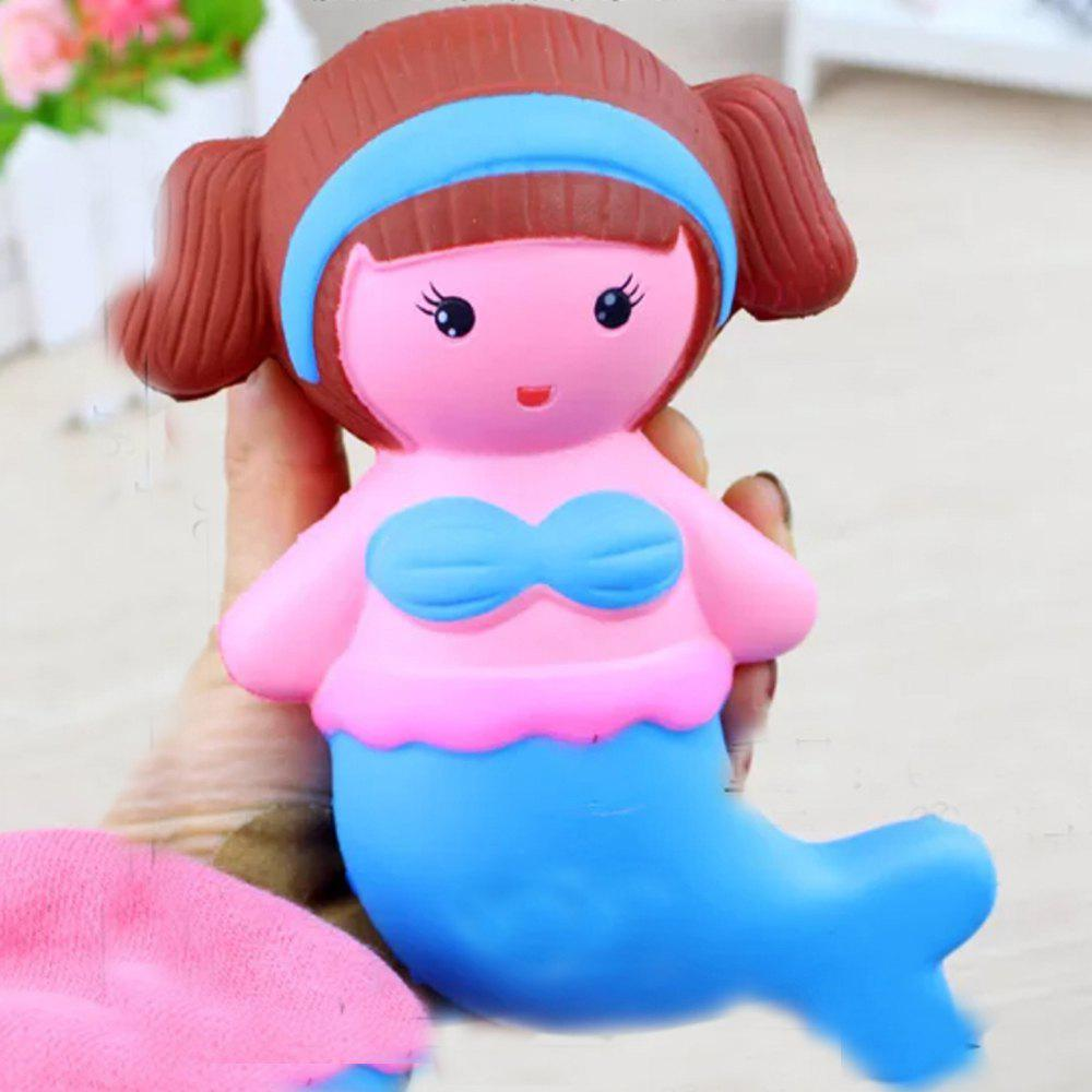 Store Jumbo Squishy Mermaid Toys