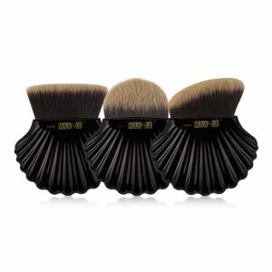 3PCS MAANGE Makeup Brushes Sets Professional Synthetic -