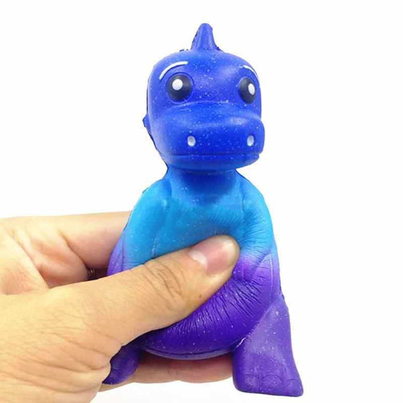 Cheap Star Dinosaurs Slowly Bounced Back with Foam Relief Toys Jumbo Squishy