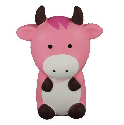 Shop Jumbo Squishy Pink Cow Toys