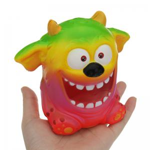 Mouth Monster Jumbo Squishy Slow Rising Cartoon Gift Collection Soft Toy -