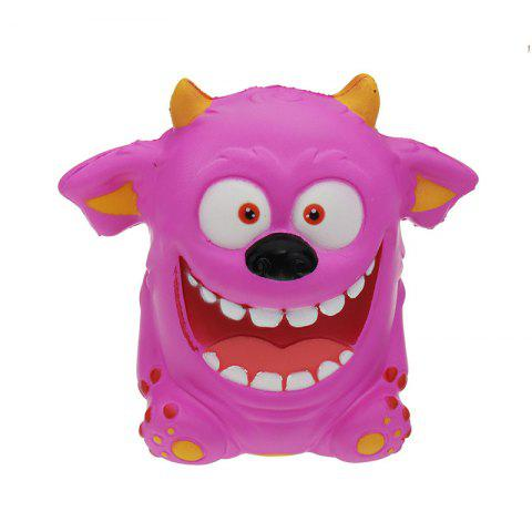 Hot Mouth Monster Jumbo Squishy Slow Rising Cartoon Gift Collection Soft Toy
