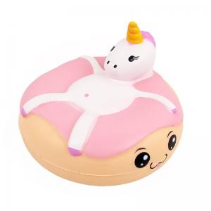 Unicorn Donut Jumbo Squishy Slow Rising Packaging Collection Gift Soft Toy -
