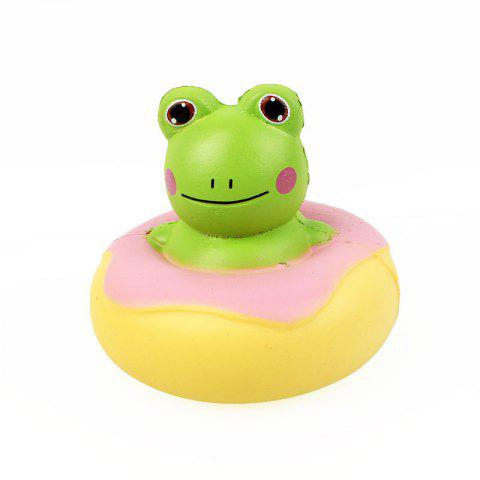 Shops Frog Jumbo Squishy Slow Rising Packaging Collection Gift Soft Toy