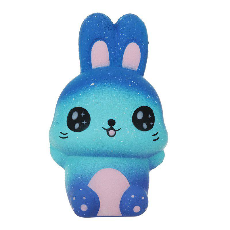 Online Jumbo Squishy Galaxy Rabbit Cute Slow Rising Soft Gift Decor Toy