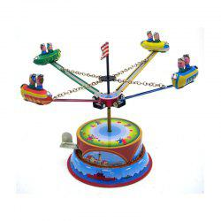 Revolving Tin Amusement Park Toys -