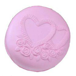 Jumbo Squishy Original Color Cake Toys -