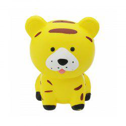 Подарочный пакет Tiger Jumbo Squishy Toy Slow Rising Packaging Collection -