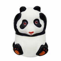 Panda Jumbo Squishy Animal Slow Rising Peluche cadeau Collection -