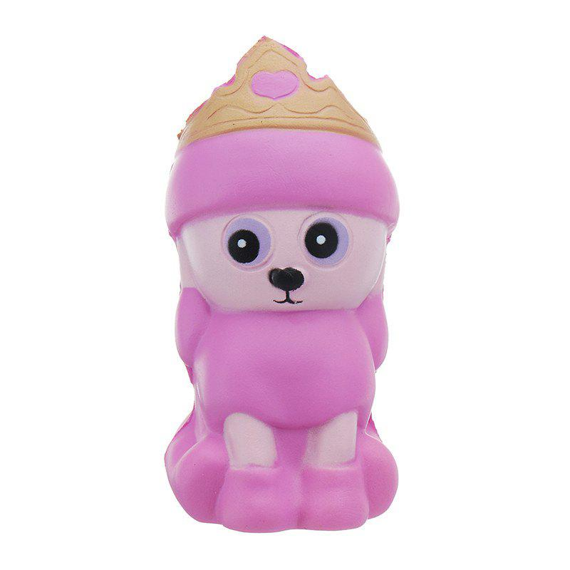Cheap Crown Husky Jumbo Squishy Slow Rising Packaging Collection Gift Soft Toy