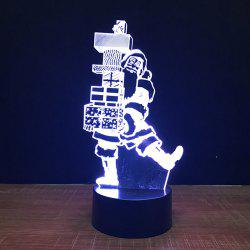Christmas Gift Touch Colors Changing LED Night Light -