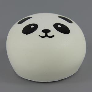 Two Pack of Jumbo Squishy Panda Steamed Bread Relieve Stress Toys -