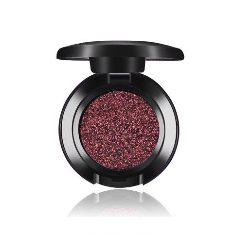 Fashion Monochrome 24 Color Glitter Powder Makeup Eye Shadow