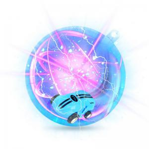 Mini High Speed Laser Chariot Rapid 360 Degree Rotation with Dazzling Lights -