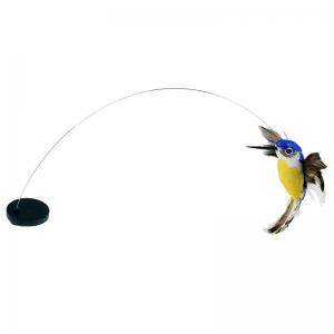Solar Energy Toys Powered Flying Flapping Hummingbird -